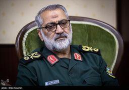 واکنش سخنگوی ارشد نیروهای مسلح به ادعای ترامپ درباره سرنگونی پهپاد ایرانی