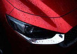 رونمایی مزدا از خودروی جدید CX-30 + عکس