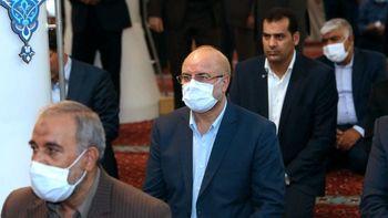 چرا قالیباف دستور تعطیلی 20 دقیقهای جلسه علنی امروز مجلس را صادر کرد+ عکس
