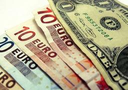 قیمت دلار و یورو امروز ۹۷/۱۲/۲۲ | دلار صرافی ثابت ماند، دلار آزاد افزایش یافت