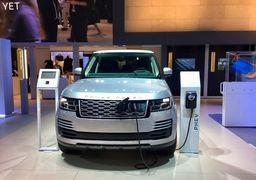 هجوم خودروهای برقی به بازار های جهان