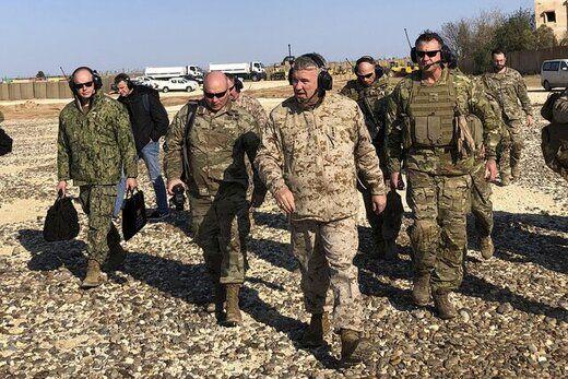 نیویورک تایمز به نقل از مقامات امنیتی آمریکا: ژنرال مک کنزی در راس فهرست اهداف ایران قرار دارد