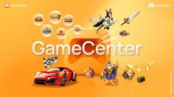 پلتفرم اختصاصی بازی هوآوی با نام Game Center شروع به کار کرد