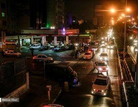 تصاویری از وضعیت پمپبنزینهای پایتخت دقایقی پس از اعلام سهمیهبندی