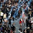 ممنوعیت استفاده از گاز اشکآور علیه معترضان با دستور قاضیهای ایالتی