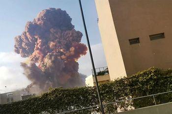 اعلام علت انفجار بزرگ بیروت؛ خطای انسانی!