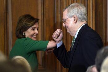 دموکرات ها تهدید به سر بریدن شدند!