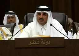 عربستان جایگزین امیر قطر را انتخاب کرد + عکس