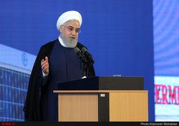 روحانی: برای مشکلات مردم در خط مقدم هستند/ به مردم قول داده بودم که چند استان به راه آهن سراسری وصل شود