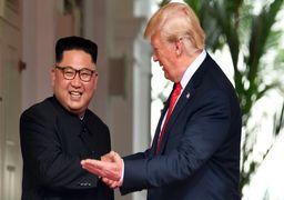 رابطه پدر و پسری ترامپ و کیمجونگاون