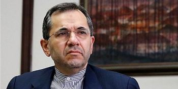 نامه تخت روانچی به دبیر کل سازمان ملل درباره تحریم ظریف