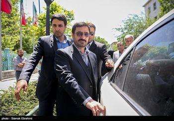 مرتضوی دفتر زندان اوین را دستکاری کرد