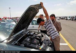 آخرین تحولات قیمت خودرو در بازار تهران؛ عقبگرد 9 میلیونتومانی پژو 206 + جدول قیمت