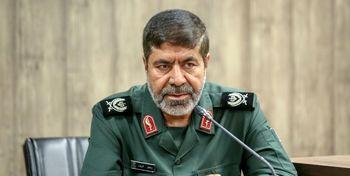 پاسخ قاطع سردار شریف به شبهه افکنی ها درباره موشک های جدید سپاه /چرا ماکت ناو آمریکایی منهدم نشد؟