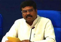 وزیر نفت هند: به خرید نفت ایران ادامه میدهیم