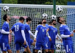 تعداد مصدومان تیم ملی افزایش یافت؟