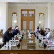 اظهارنظر وزیر امورخارجه هند بعد از دیدارش با ظریف