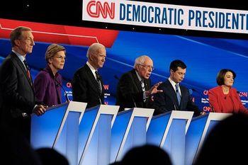 مقایسه ثروت ترامپ با ثروت شخصی نامزدهای دموکرات انتخابات 2020
