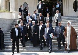 کابینه دوازدهم / 6 وزیری که جای پای محکمی در کابینه دارند