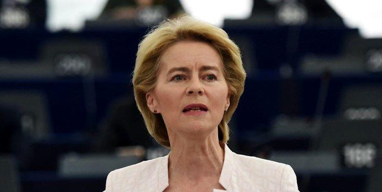 عقبنشینی تلویحی رئیس کمیسیون اروپا از واکنش جدی به اشغال کرانه باختری