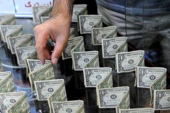 یک عامل افزایش دلار از بین رفت