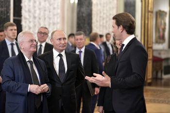 چالش جاسوسی در روابط روسیه و اتریش