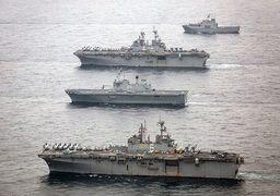 کره جنوبی آرایش جنگی گرفت