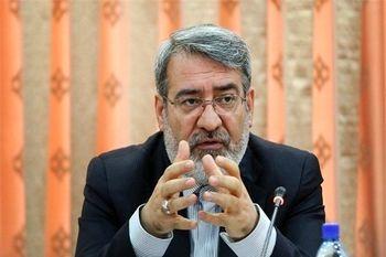 وزیر کشور: نگران تبلیغات و تجمعات انتخاباتی در ۱۴۰۰ هستیم