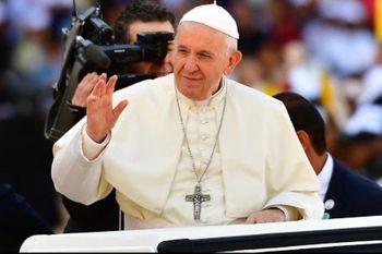 پاپ فرانسیس: حمله به کنگره آمریکا ناقض دموکراسی بود