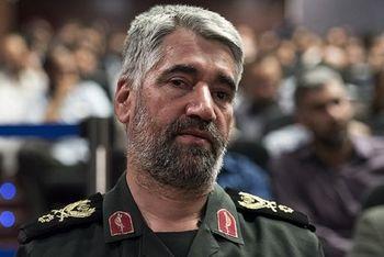 سردار فضلی سمت جدید در سپاه گرفت