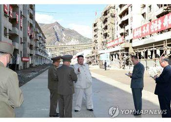 قول رهبر کره شمالی به مردم