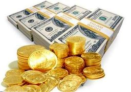قیمت دلار، سکه و طلا امروز شنبه ۹۸/۳/۲۵ | ریزش قیمتها به میانه کانالها