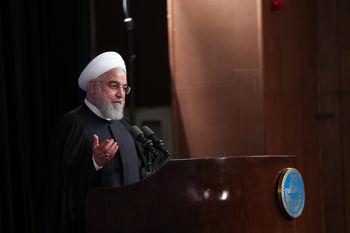 فیلم | روحانی: دعوا سر برجام نیست، دعوا مسئله بالاتری است