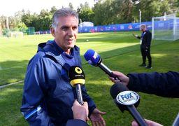 ملاقات کارلوس کیروش با مقامات فدراسیون فوتبال کلمبیا