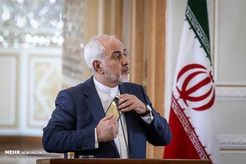 پاسخ ظریف به ادعای ترامپ درباره جنگ و مذاکره ایران