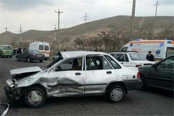 جدیدترین آمار کشته شدن بر اثر تصادف در ایران