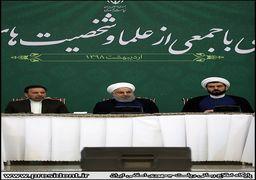 روحانی: در جنگ تحمیلی اختیارات ویژهای از امام گرفته و جنگ را اداره کردیم، امروز هم به چنین اختیاراتی نیاز داریم