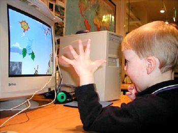 کشف یک مورد مثبت از بازی های ویدئویی برای کودکان