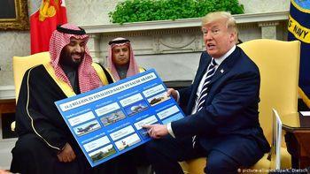 جدال قدرت میان ترامپ و کنگره بر سر فروش تسلیحات به عربستان