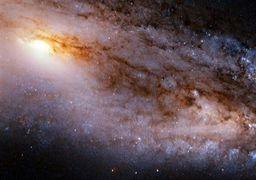 دریافت صدای مرموزی از یک کهکشان