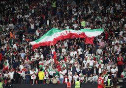 تمام ۲۵ هزار بلیت دیدار ایران و ژاپن فروخته شد