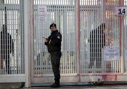حمله به سفارت آمریکا در یونان+تصاویر