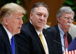پمپئو: من و رئیس جمهور جنگ با ایران را  نمیخواهیم
