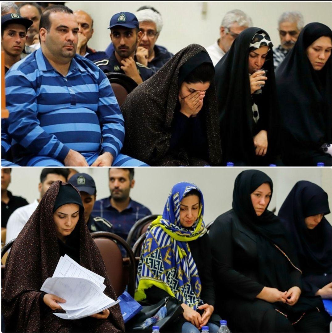 تفاوت پوشش متهمان زن در دادگاه پس از مخالفت رئیس قوه قضائیه+ تصویر