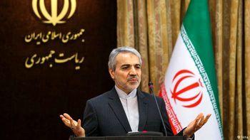 واکنش سخت تهران به عدم تضمین اروپا