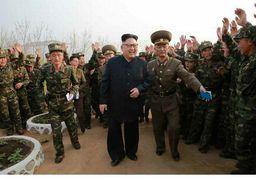 رهبر کره شمالی پیاده به جنوب می رود