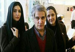 واکنش گلاب آدینه به ادعای ازدواج مجدد همسرش+عکس