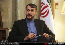 امیرعداللهیان : رفراندوم استقلال کردستان عراق بحران جدیدی رقم می زند