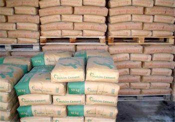 عراقیها مواد اولیه سیمان وارد میکنند