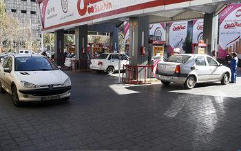 افت مصرف بنزین در رمضان